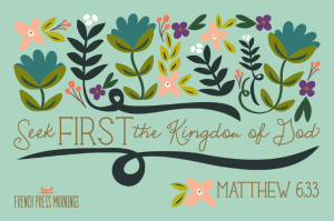 Matthew6.33