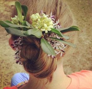 Garden Hair 1